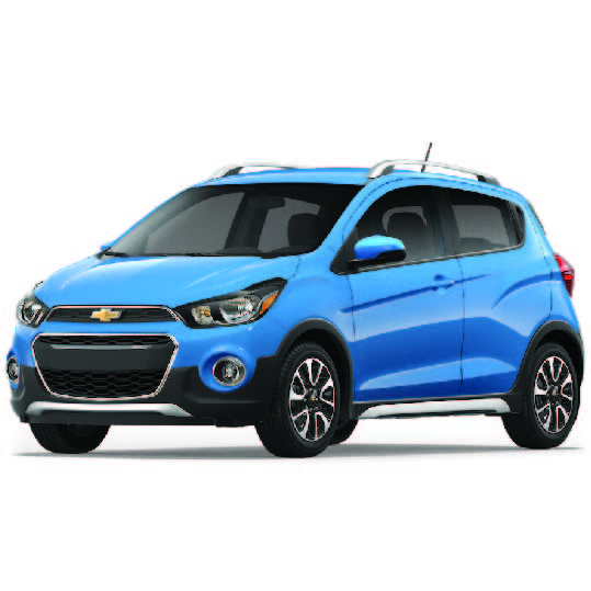 Chevrolet Spark (All Models)