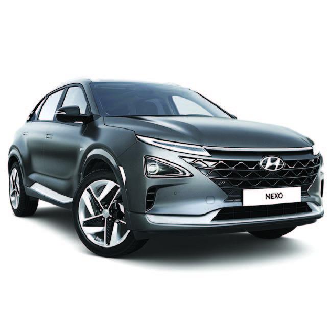 Hyundai Nexo 2019 Onwards