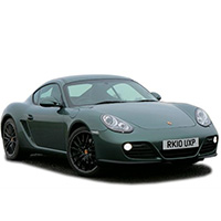 Porsche Cayman Car Mats