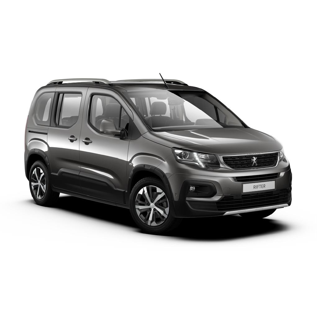 Peugeot Rifter Boot Liner (2018 Onwards)