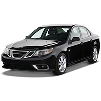 Saab 9-3 Boot Liners (2003 - 2014)