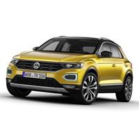 VW T-Roc 2018 Onwards Car Mats