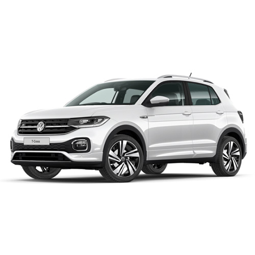 VW T-Cross 2019 Onwards Car Mats